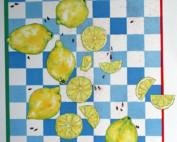 3 Citroner
